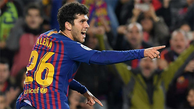 to the first Alena's consequences Carles The rise of team