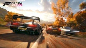 Forza Horizon 4, una propuesta realista pero desenfadada para el verano.