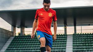 Abel Ruiz es una de las imágenes de Adidas en España