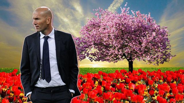 Se acerca la primavera y vuelve la Felizidane