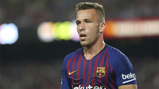 Arthur, el centrocampista perfecto