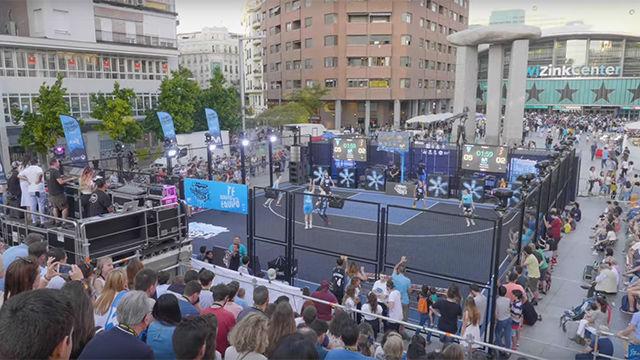 Así será La Jaula Movistar: La espectacular competición de 3x3 de la ACB