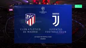 El Atlético rescata un punto in extremis ante la Juventus