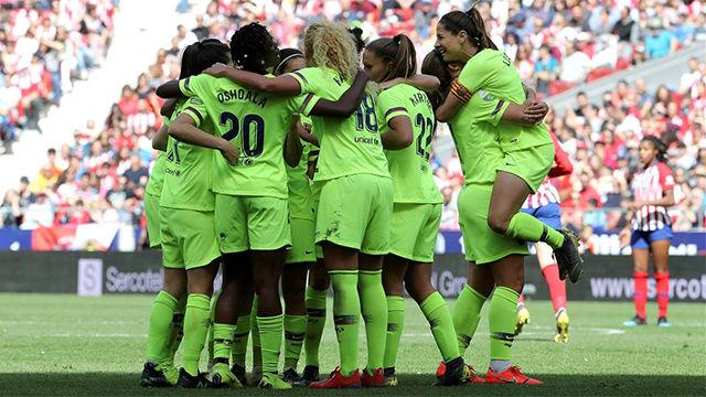 El Barça femenino debe jugar en el Camp Nou