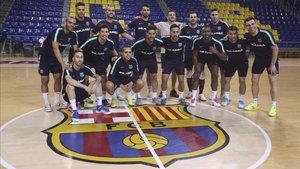El Barça Lassa confía en alzar su cuarto título liguero