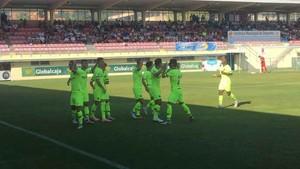 El Barça B selló un convincente triunfo en Cuenca