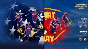 Calendario Chelsea 2020.Here Is The Full Schedule For Fc Barcelona S Preseason 2019 20