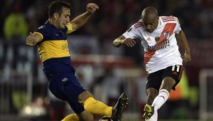 Boca Juniors y River Plate ya tienen las alineaciones confirmadas