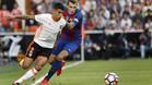 Cancelo comunicó al Valencia que no desea irse ahora para ayudar al equipo a superar la crisis...