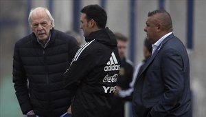César Menotti confirmó la continuidad de Lionel Scaloni