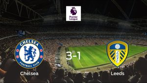 El Chelsea vence 3-1 frente al Leeds United