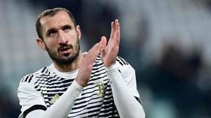 Chiellini es duda en la Juventus