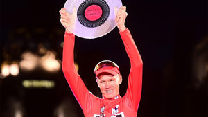 Chris Froome fue el ganador de la última edición de la Vuelta