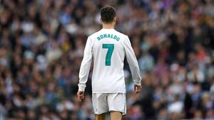 Cristiano Ronaldo deja al Real Madrid sin gol