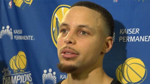 Curry: Doncic es increíble