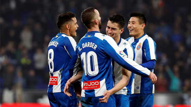 Darder aleja al Espanyol del descenso