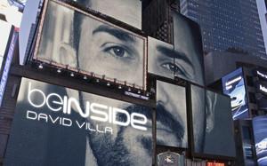 David Villa es el protagonista en beIN SPORTS