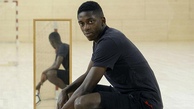 Dembélé: Quiero ganarlo todo