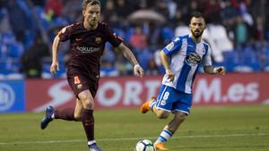 El Deportivo La Coruña de Natxo González sigue contendiendo por el podio de la liga
