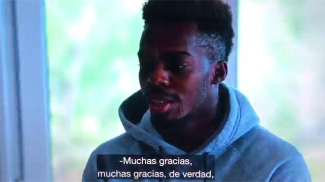 El discurso viral de Iñaki Williams contra la discriminación racial