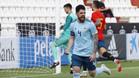 España perdió ante Irlanda del Norte