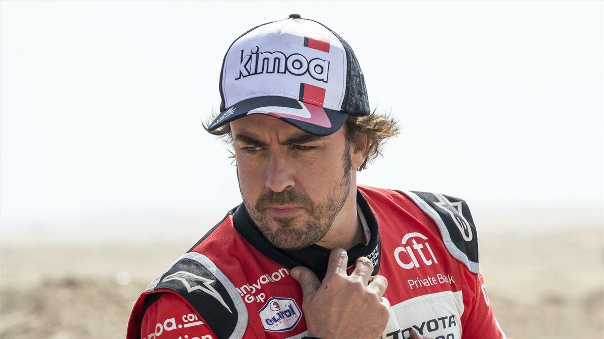 Fernando Alonso regresa a la F1 con Renault