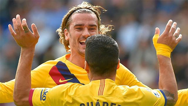 Fue la revolución gala del Barça, la conexión francesa, y apareció El Principito