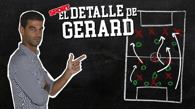Gerard avisa de las dos pruebas de fuego que le vienen al Barça
