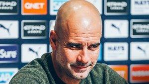 Guardiola despejó dudas sobre su futuro contrato