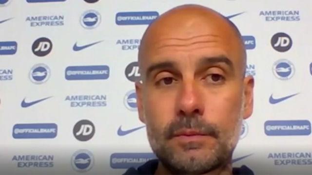 Guardiola, sobre la decisión del TAS: Confío mucho