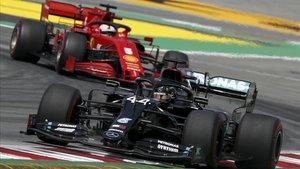 Hamilton, aspirante a la victoria