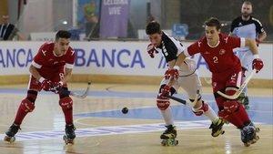 hockey patines