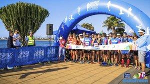 Imagen del Maratón de Lanzarote 2018