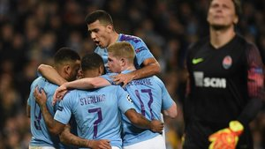 jdiazmanchester city players celebrate the opening goal191127004230
