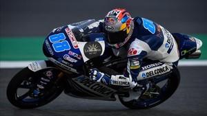 Jorge Martín se mantiene como el más rápido