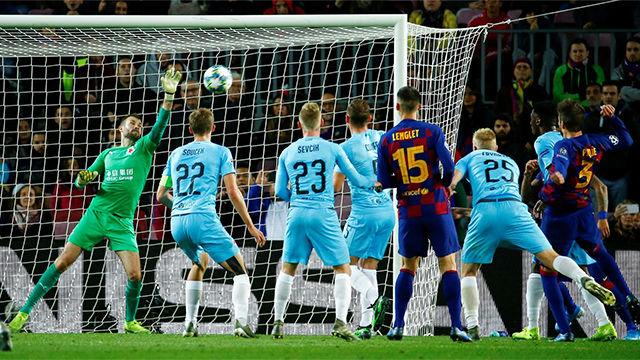 Kolar fue una pesadilla para el Barça: así fue su recital de paradas