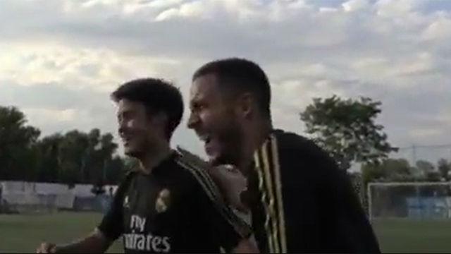 Kubo alucina con Hazard: Aprendí viendo sus vídeos