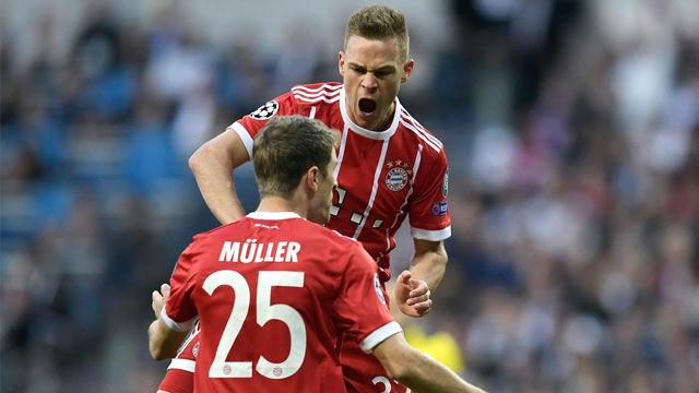 LACHAMPIONS | Real Madrid - Bayern Múnich (2-2): Kimmich puso el primer gol en el marcador