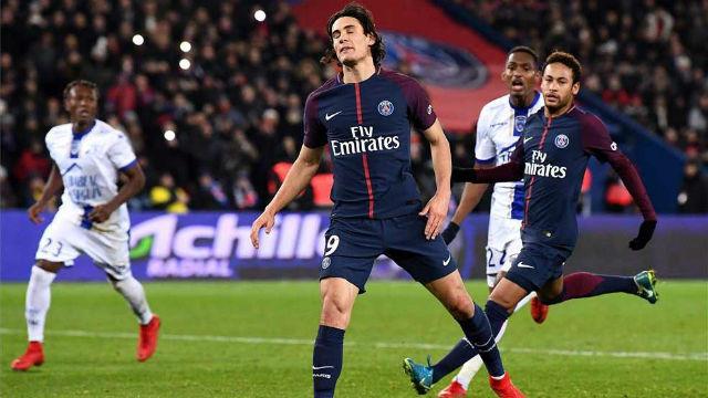 LALIGA FRANCIA | PSG - Troyes (2-0): El penalti errado por Cavani