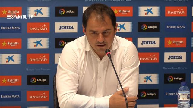 Lardín valoró la temporada junto a Ramón Robert