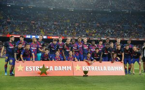Las mejores imágenes del 54º Trofeu Joan Gamper 2019 FC Barcelona - Arsenal
