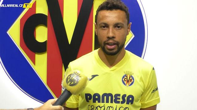 Las primeras palabras de Coquelin como jugador del Villarreal