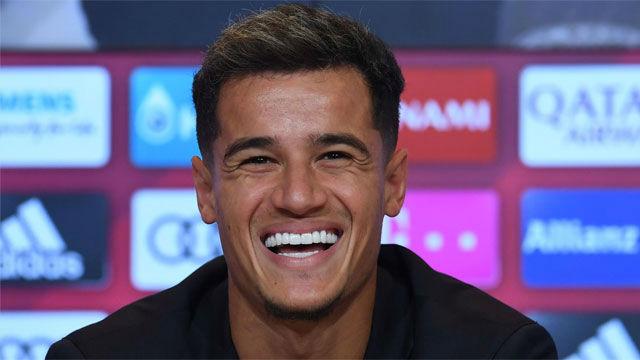Las primeras palabras de Coutinho como jugador del Bayern