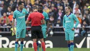 El liderazgo de Sergio Busquets en el FC Barcelona de Quique Setién es indiscutible