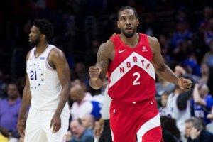 Los Raptors acabaron la temporada regular con 58 victorias