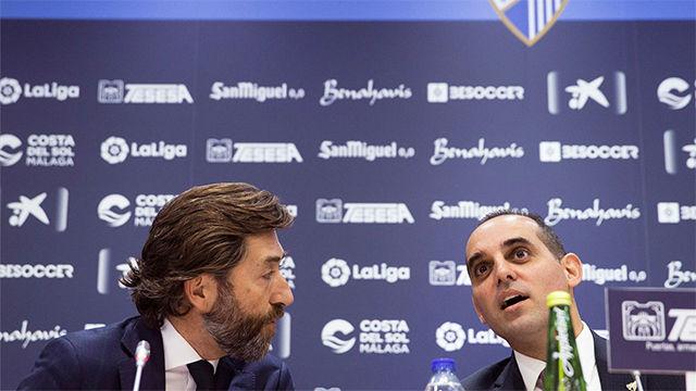 El Málaga dice que negocia con Víctor resolver situación de manera amistosa