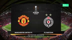 El Manchester United gana sin problemas al Partizán y se clasifica para dieciseisavos
