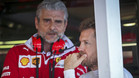 Maurizio Arrivabene ha dirigido el gran cambio de Ferrari