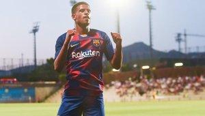 McGuane podría ser el próximo en abandonar el Barça B