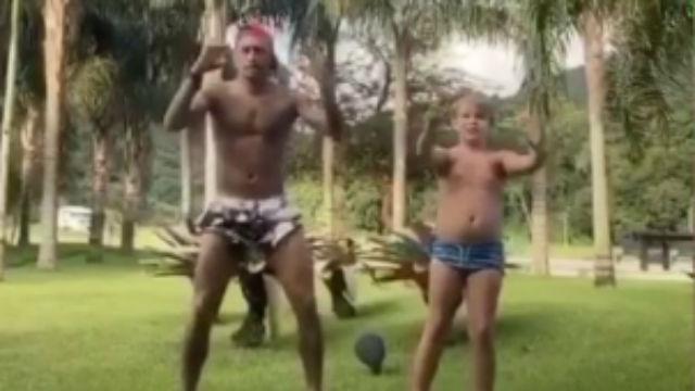 Neymar se pasa a TikTok y se estrena con este curioso baile